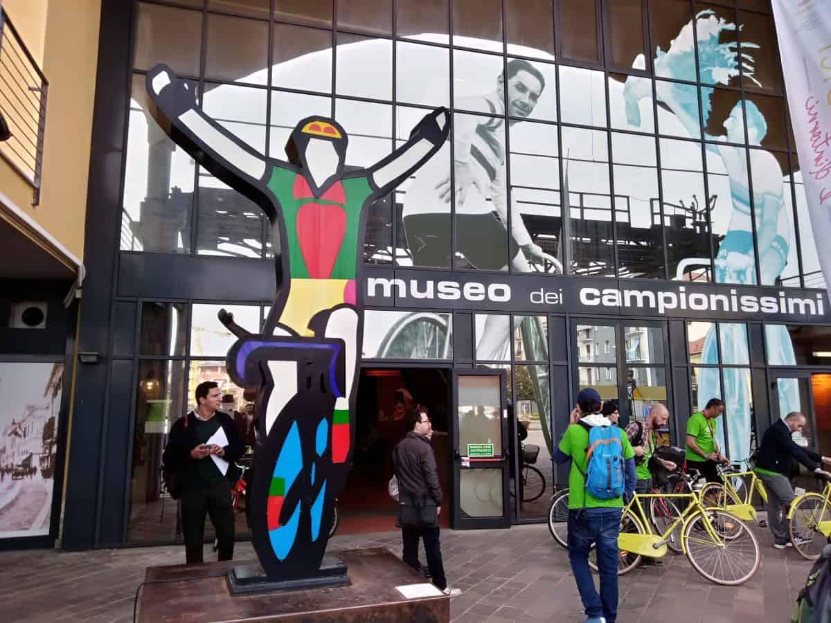 Il Museo dei Campionissimi