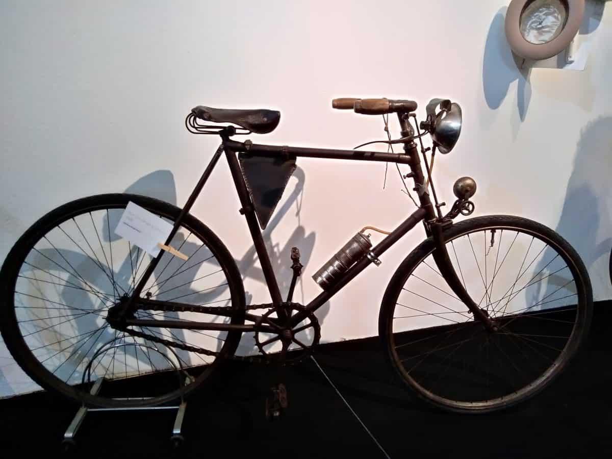 La bici BSA