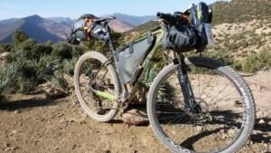 sterrato montagne Marocco