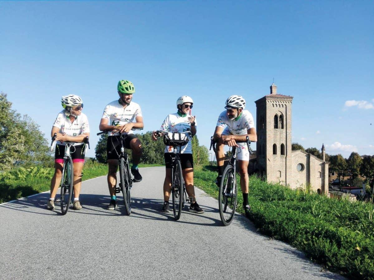 Pedalata lungo il Mincio tra Peschiera del Garda e Mantova