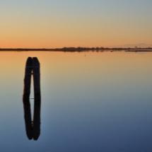 barena sulla laguna venezia