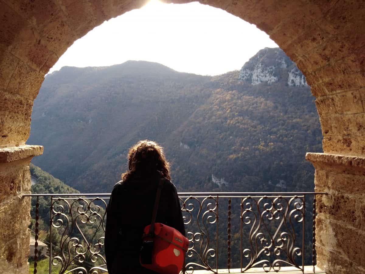 Il monastero del Sacro Speco a Subiaco