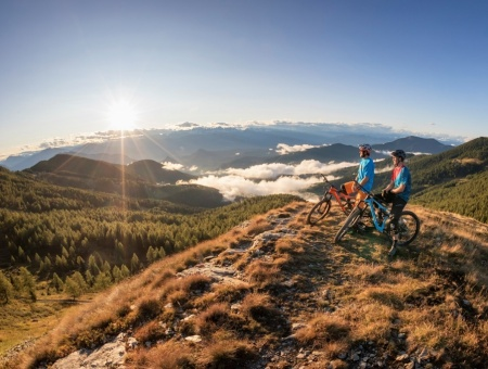 Valsugana: tante idee per una vacanza in bicicletta