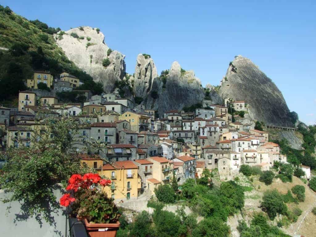 Il borgo di Castelmezzano