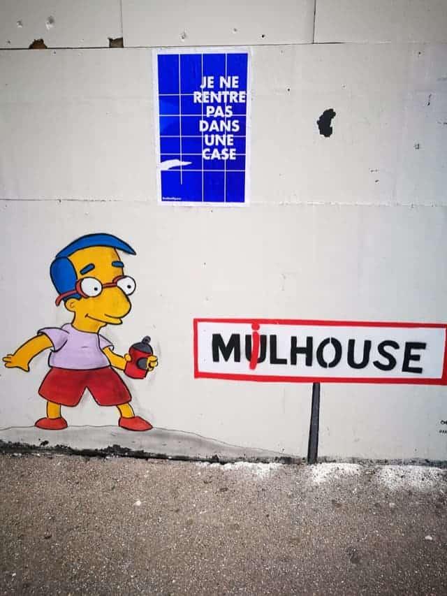 murale mulhouse