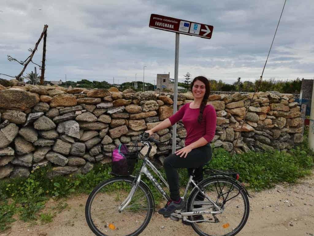 Il percorso cicloturistico