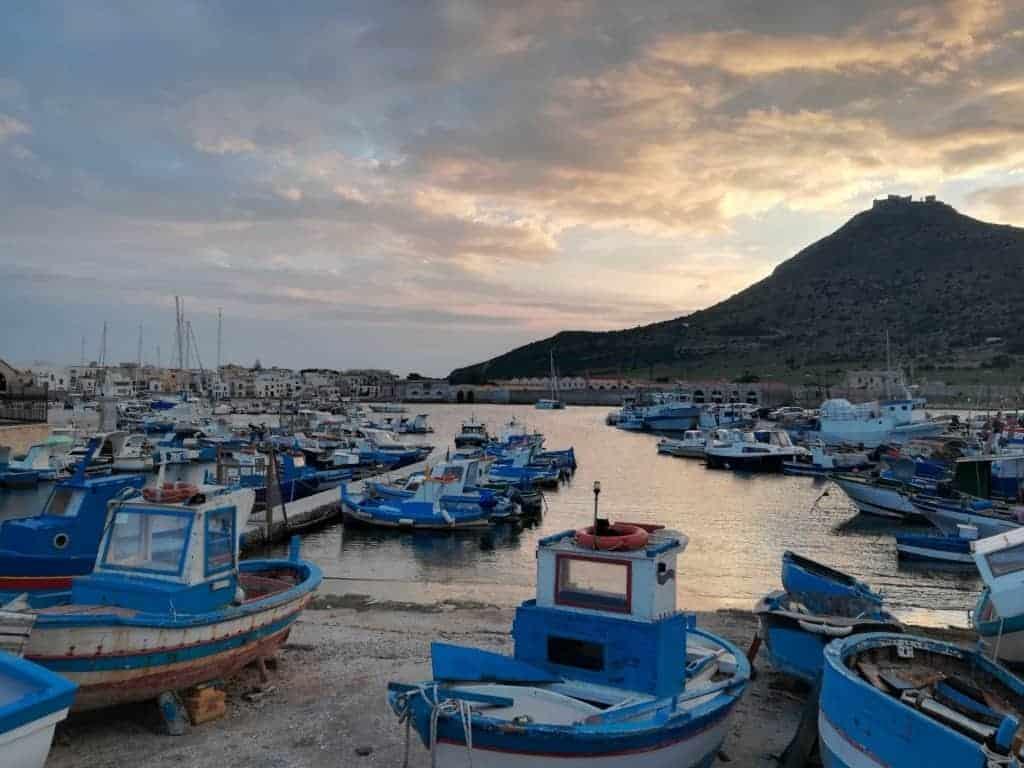 porto di Favignana