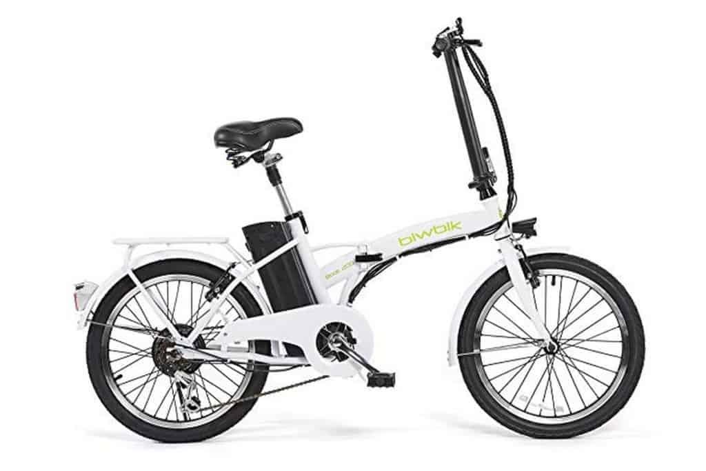 Bicicletta Elettrica Pieghevole Piccola