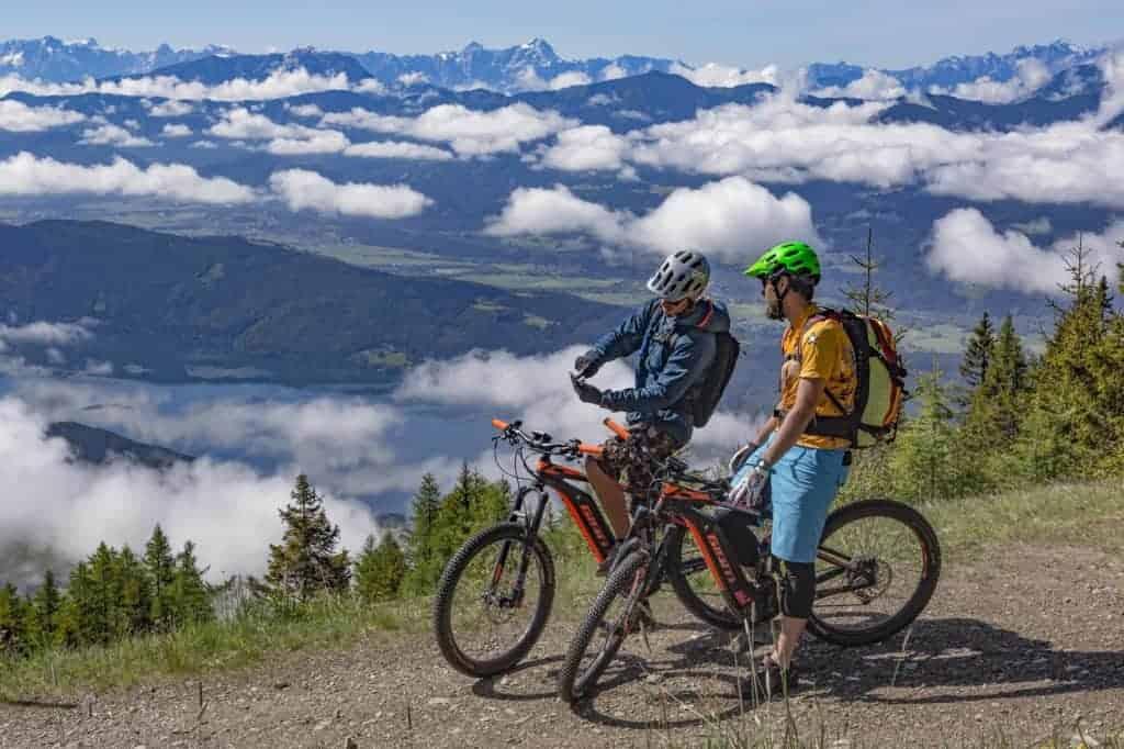 Il nuovo Gran tour dei Laghi in Carinzia, da fare in bici.