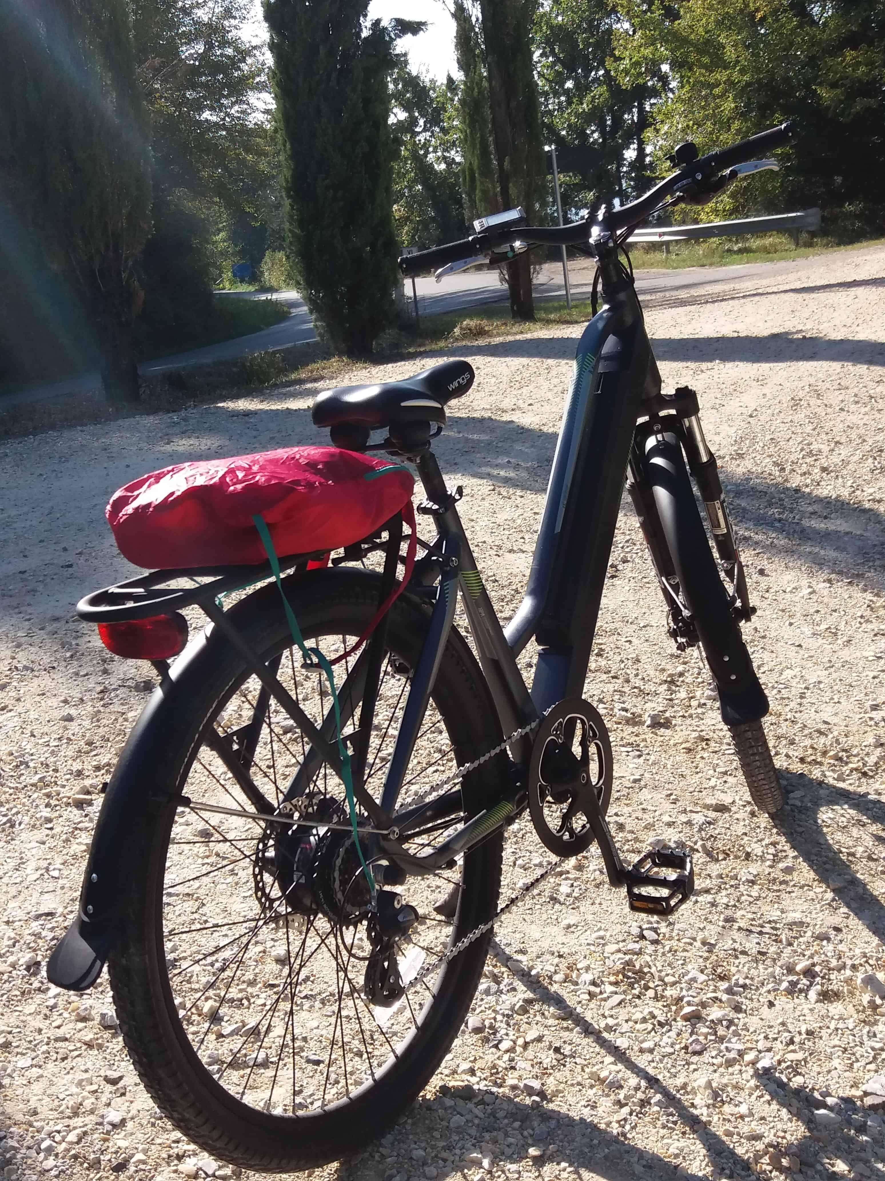 bicicletta elettrica mz