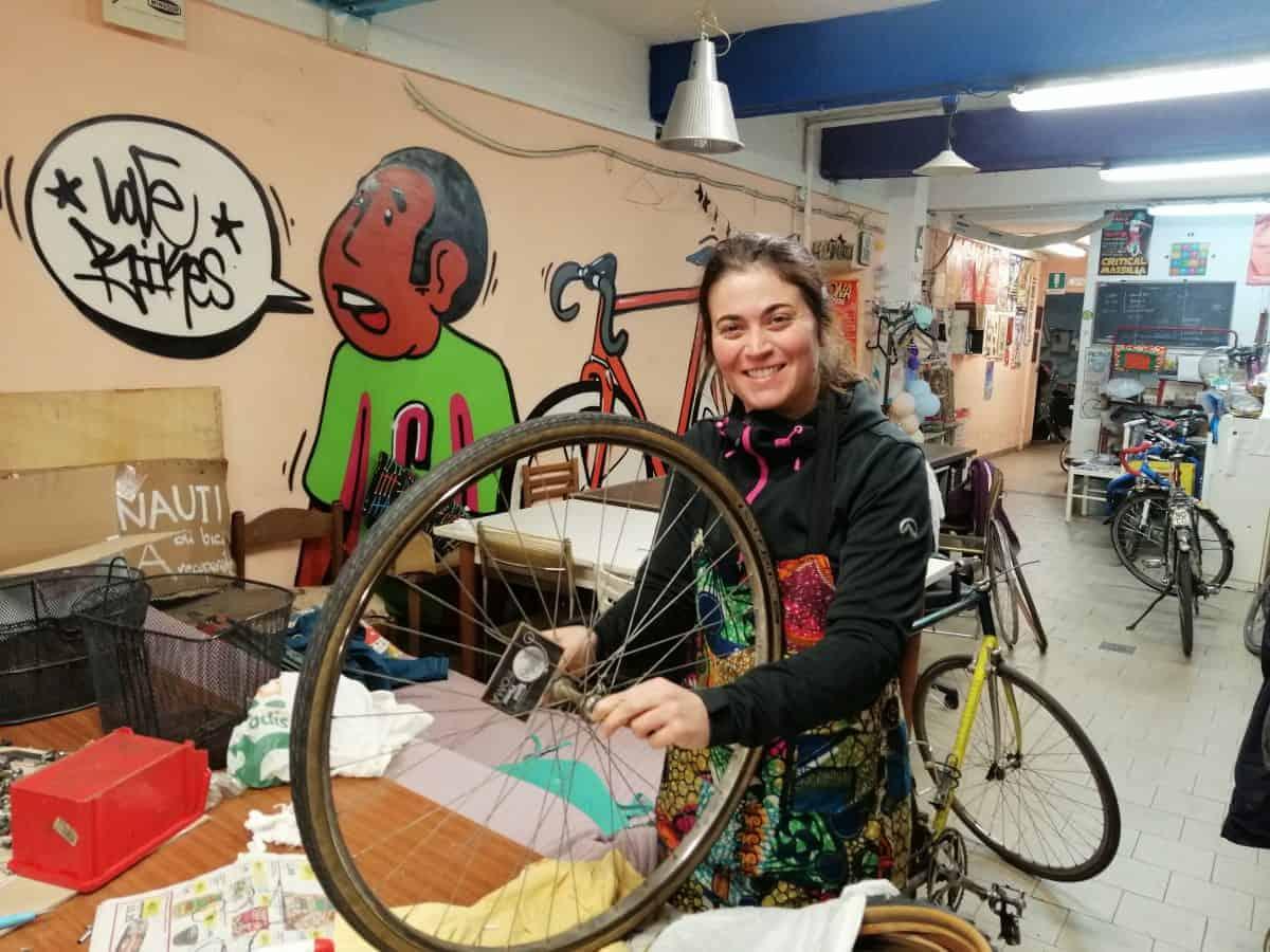 riparazioni bici