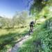 Chi dice che I trail sono regno delle sole mtb? C'è spazio anche per gravel bike e non solo...