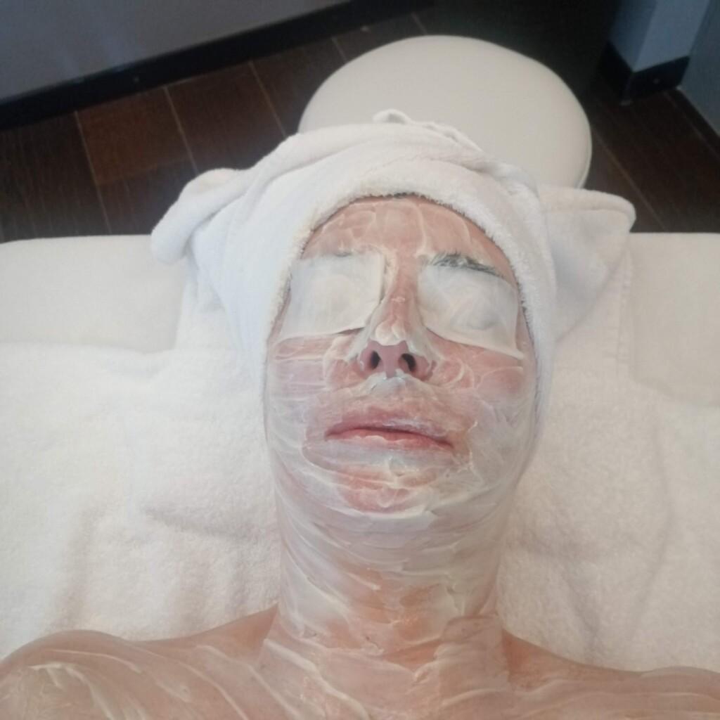 trattamento viso villa eden