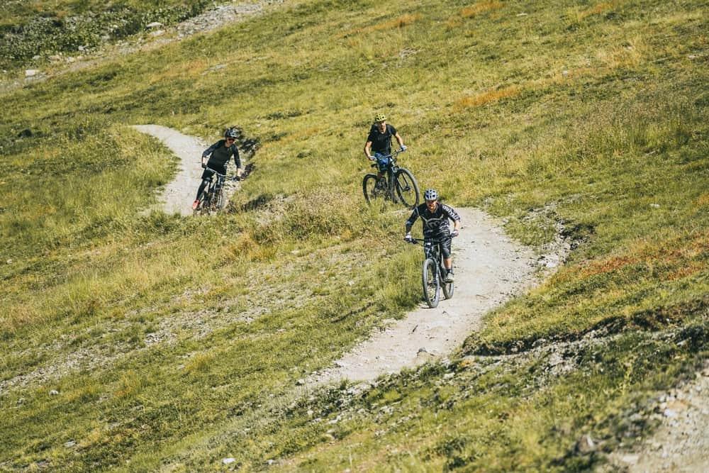 bike parkk mottolino