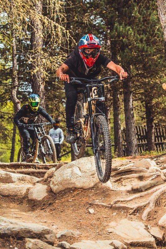 bike park mottolin