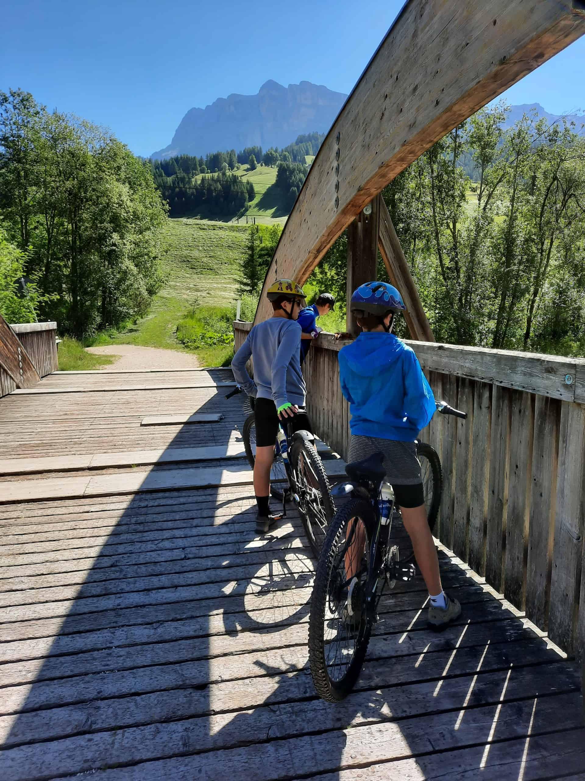 bici montagna