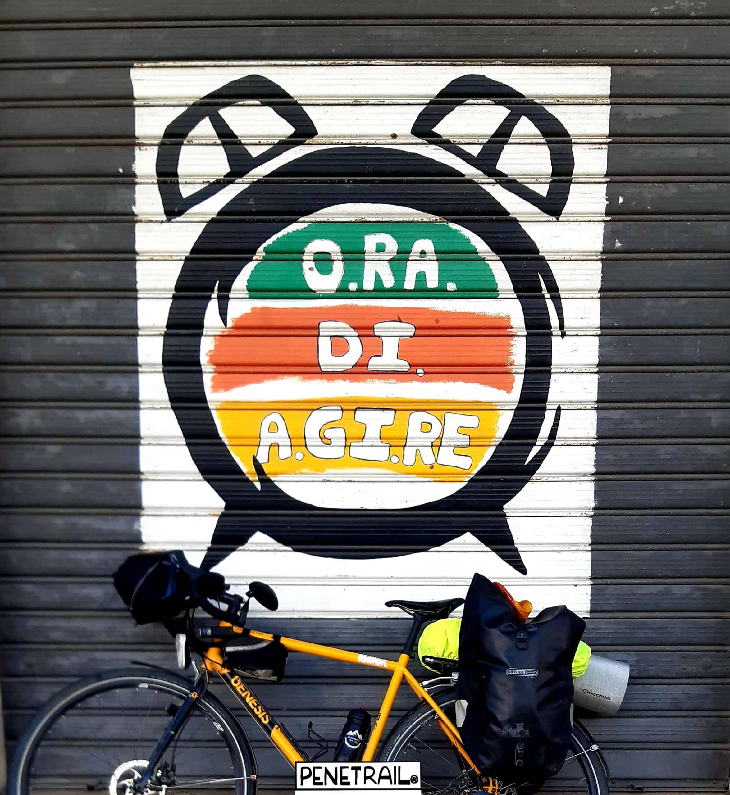 storie in bici