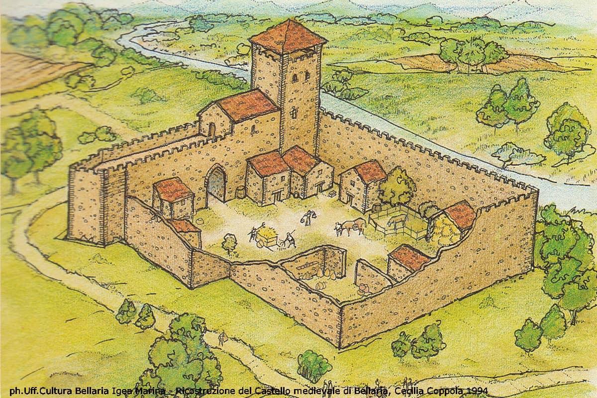 castello bellaria