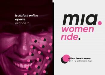 women ride