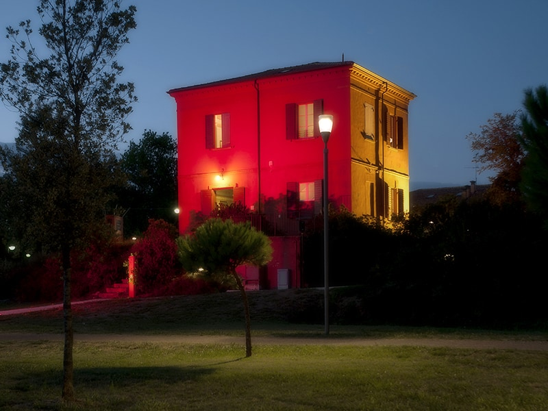 casa rossa gatteo
